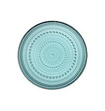 Kastehelmi Plate 170 mm Ocean Blue