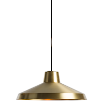 Evergreen pendel – Mässing, 40cm