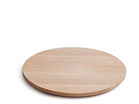 Kaolin serveringsbakke Træ Ø 18,5 cm