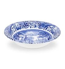 Blue Italian Frukostskål 15 Cm