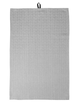 Swedish Grace kjøkkenhåndkle 47x70 cm tåke