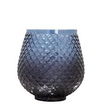 Kynttilälyhty Calvi Sininen 13 cm