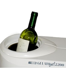 Gelato Chef 2200 glassmaskin vit 1,5L
