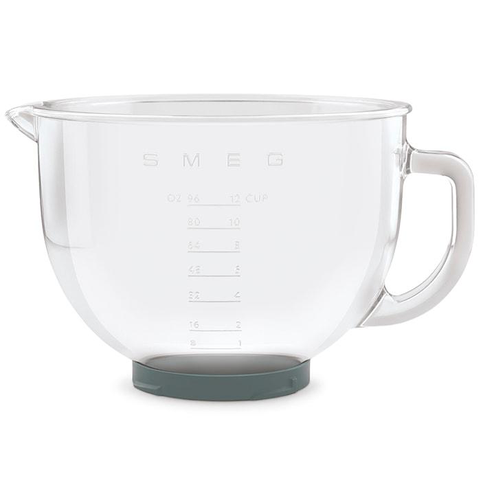 4,8L Glasskål för köksmaskin