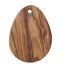 Skärbräda Libby Oval Stor