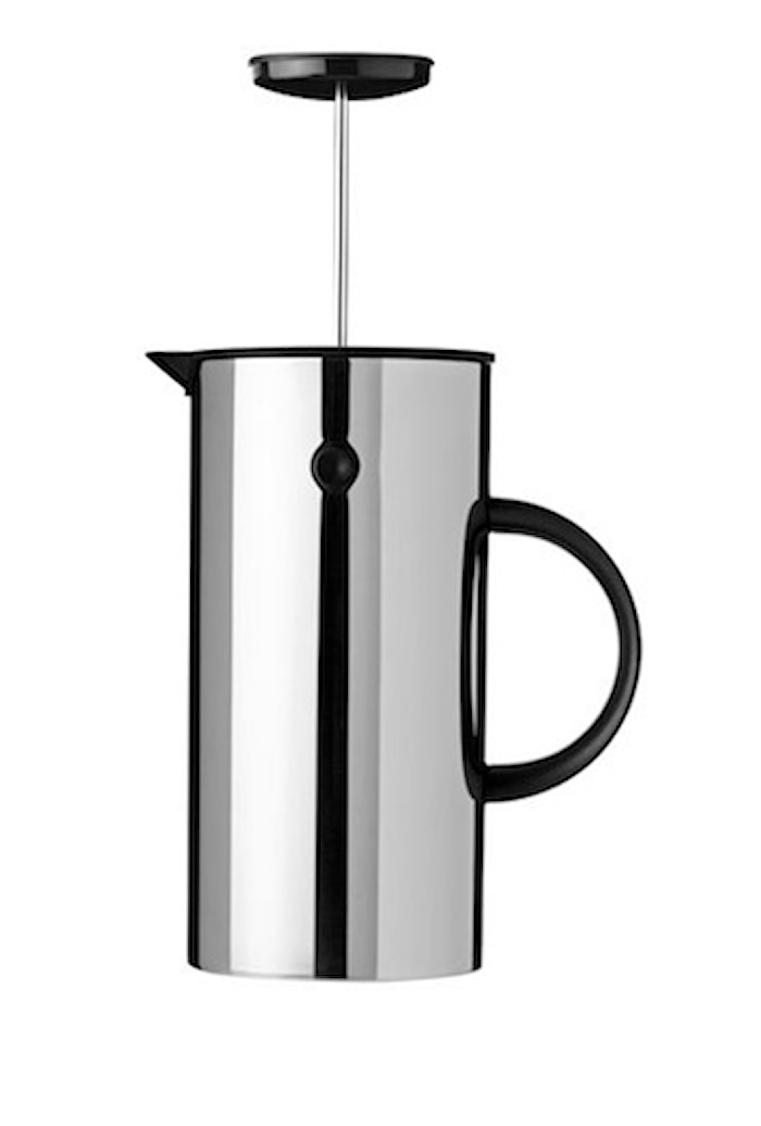 EM Kaffepress Rostfritt Stål