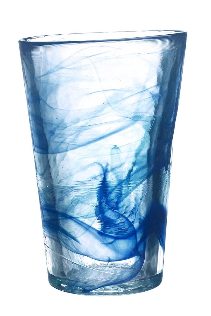 Mine Vaasi sininen 19 cm