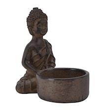 Kama Buddha stearinlys
