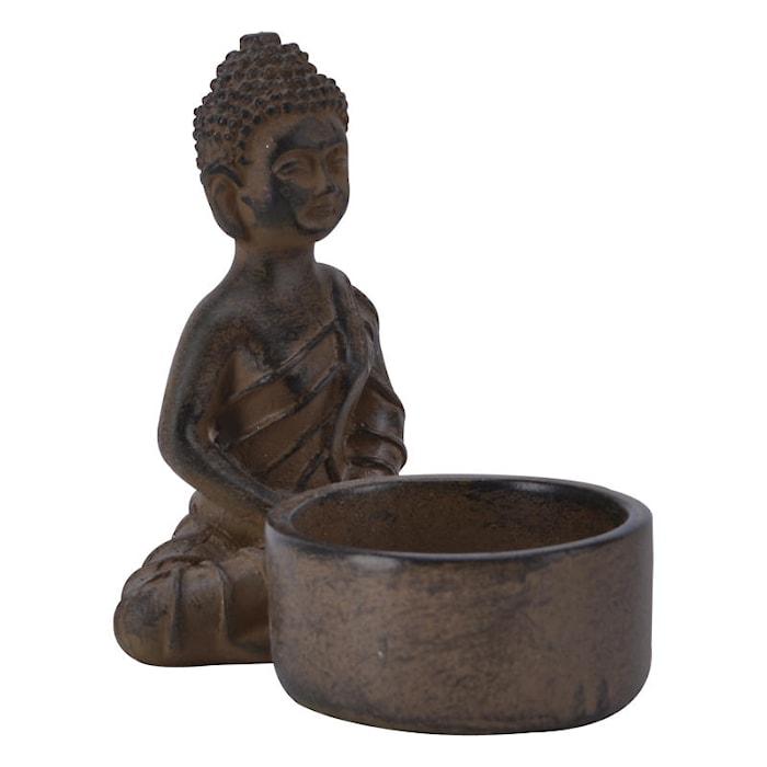 Kama Buddha värmeljus