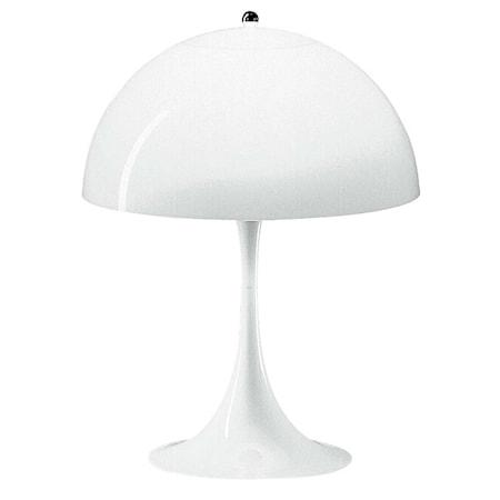 Panthella Bordslampa Vit Opal/Akryl