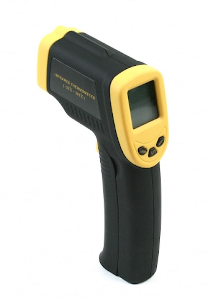 Termometer Laser Infraröd