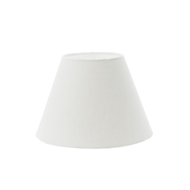 Lampeskjerm Plain Linen Grå | Lampeskjermer | KitchenTime