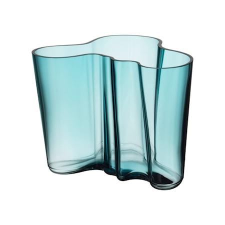 Aalto vas 16cm havsblå