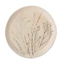 Bea Tallrik Nature Stengods 27,5 cm