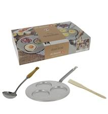 Box #Brunchtime - Plättlagg + Slev + Stekspade