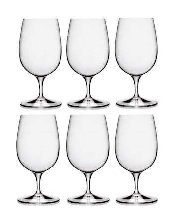 Palace Vattenglas med fot Klar 32 cl 6-pack