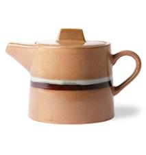 Ceramic 70's Tekanna Stream