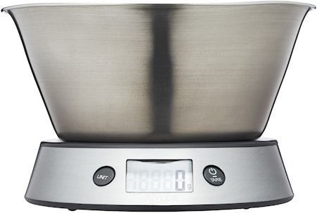 PRO SCALE 5KG DIGITAL WITH BOWL