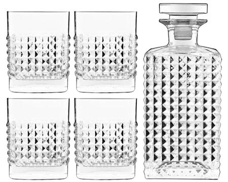 Elixir Whiskyset 5 delar 38cl