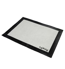 Bakmatta Professionell i Glasfiber Stor Vit 60x40 cm