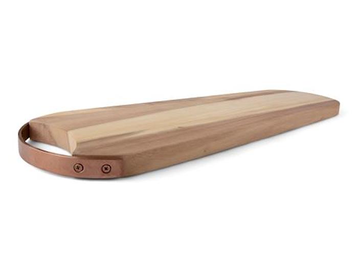 Senso Kitchen Skärbräda med handtag Acacia 54x15x2cm Brun