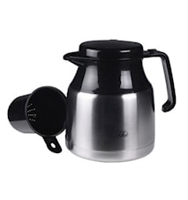 Thermoskan Thee staal