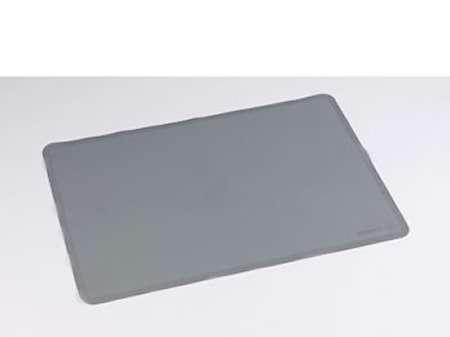 Leipomisarkki 50x35 cm Harmaa silikoni