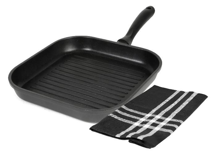 Grillpanneset Black' 28 cm'