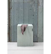 Vaskekurv Rektangulær Grøn 55 L