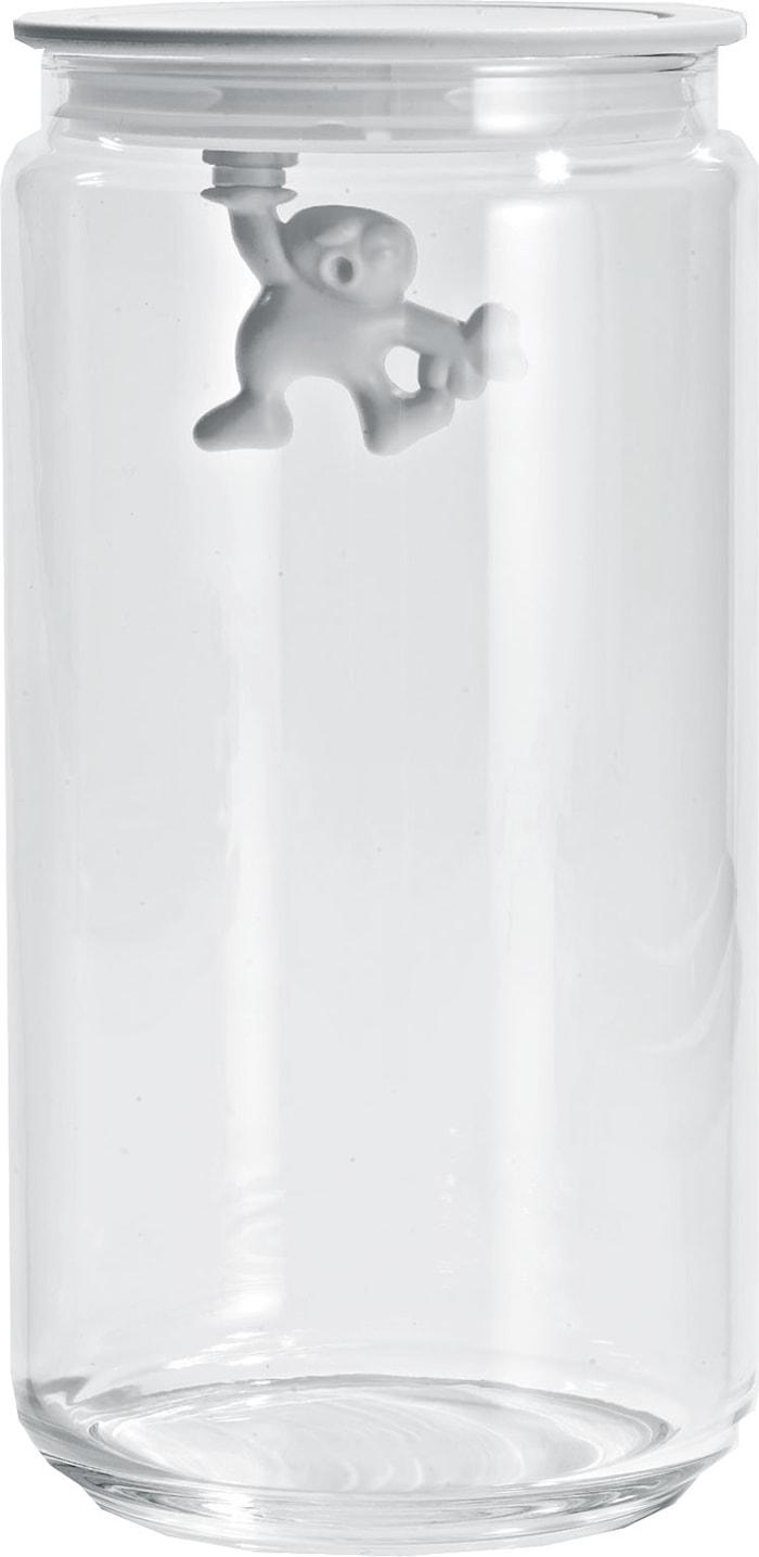 Gianni Glasbeholder 1,4 liter Hvid