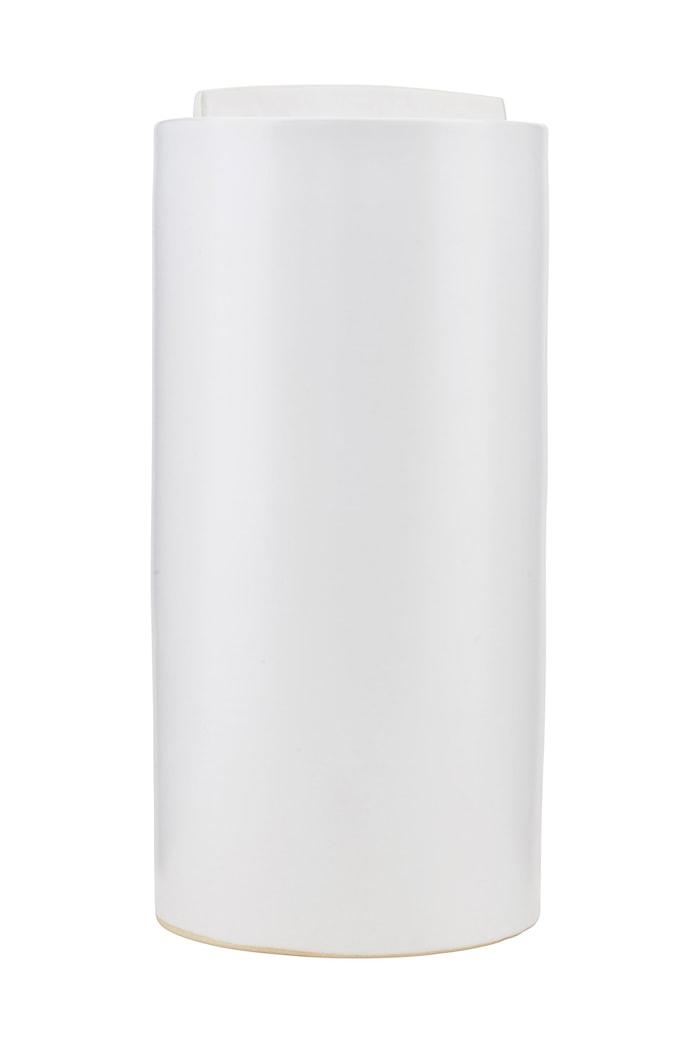 Säilytyspurkki Clean Ø 12,5x25,5 cm - Valkoinen
