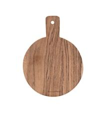 Serveringsbakke/bordskåner, 2 stk/pakke, L: 24 cm