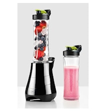 Blender Smoothie Twister Svart