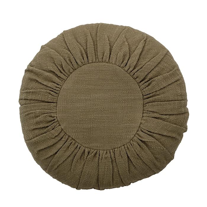 Kudde Grön Bomull 8x45 cm