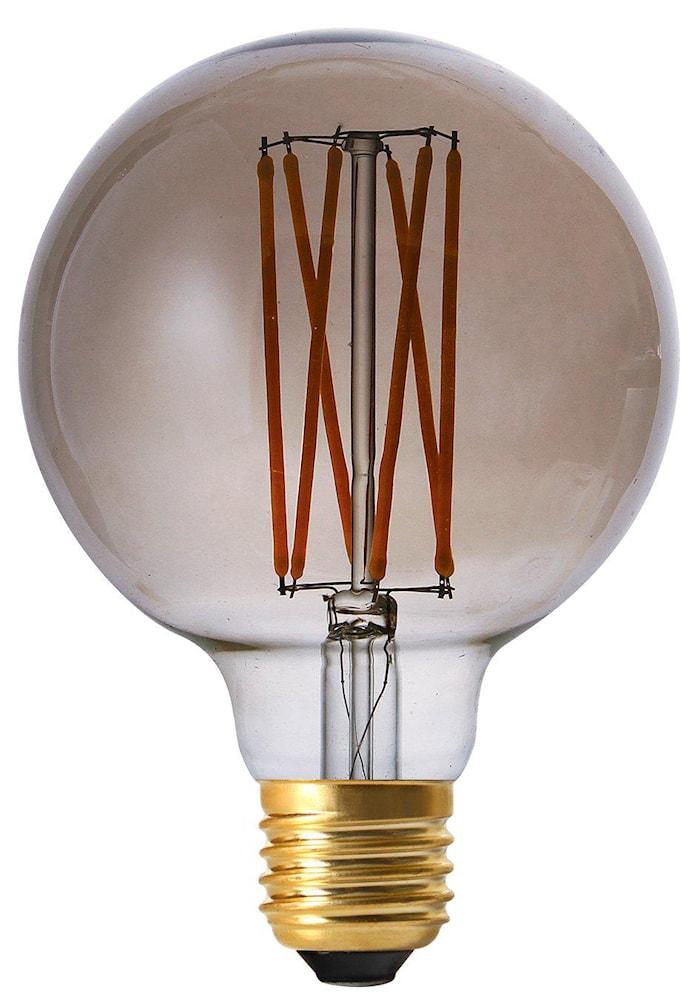 Elect LED Filament Globe Smoke 95 mm