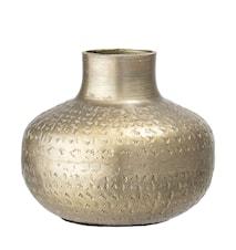 Dahlia Vase Messing 11 cm