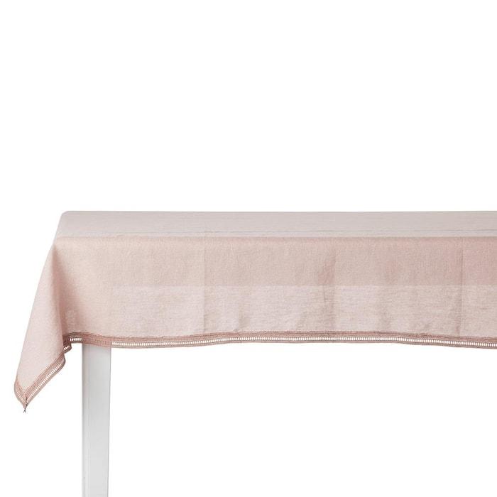 Pöytäliina Haydie 280x150 cm Vaaleanpunainen