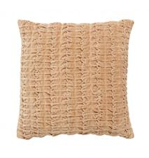 Tyynynpäällinen Kuviollinen Veluuri Persikka 50x50cm