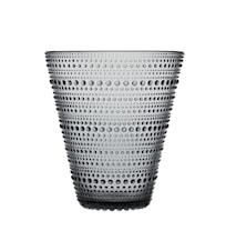 Kastehelmi Vase 15,4cm grau
