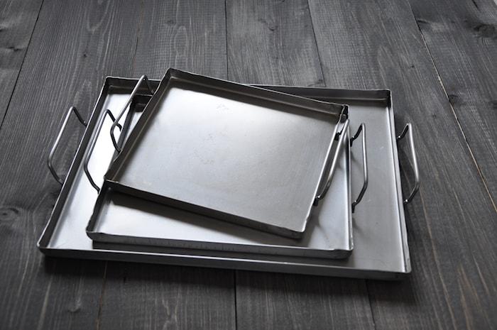 Stekbleck 17x21 cm