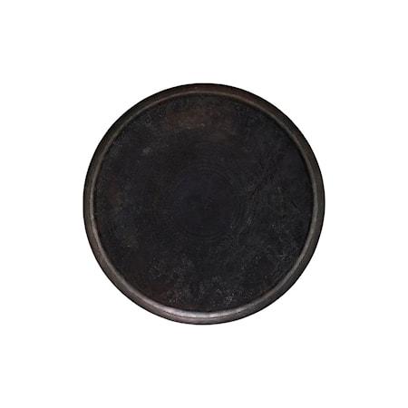 Bricka Jhansi Antik brun 60 cm