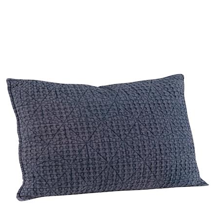 Antoni Navy Blue Kuddfodral 90x50 cm