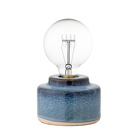 Bordslampa Blå