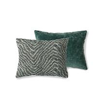 DORIS Jacquard Weave Kudde Zigzag 30x40 cm