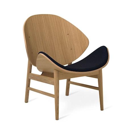The Orange Lounge Chair S Midnight Blue Vitoljad Ek