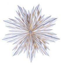 Elsa Julstjärna Silver 60 cm