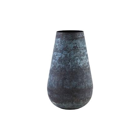 Sada Vase Blå/Grønn 35cm