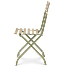 Laren fold-up stol - Teak
