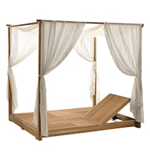 Essenza lounge bed