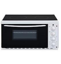 Wilfa Mini-oven EMC-3000W Keramisch